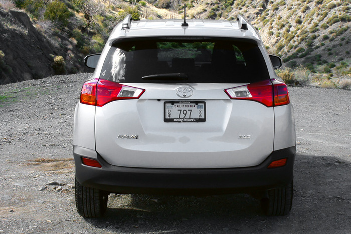 Car Buying 2013 Toyota Rav4 Review | Web2carz