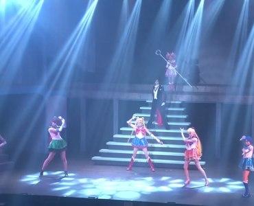 musical sailor moon teatro