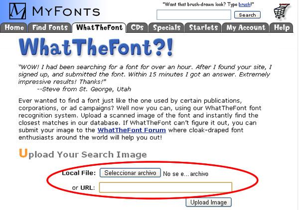 identifica-tipografia