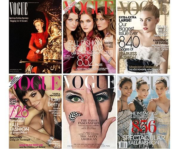 acceso gratis a vogue archive