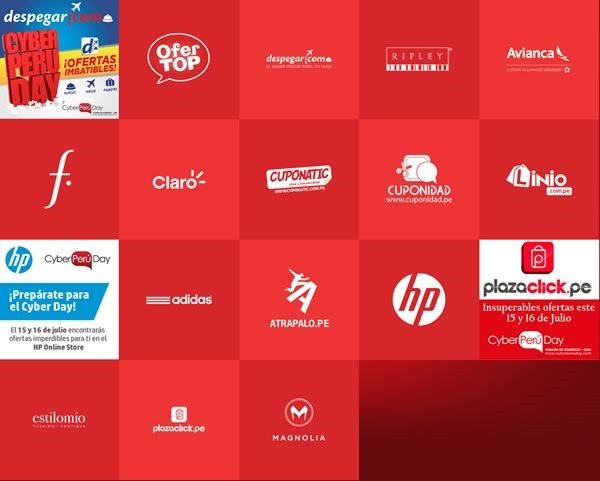 cyber peru day 15 y 16 julio 2014 - tiendas