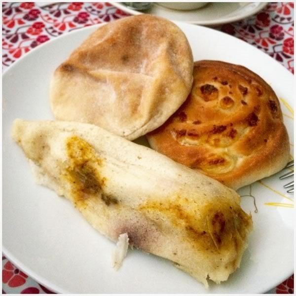 mistura 2015 - tamalitos y combo de pan