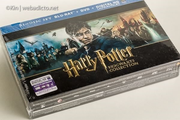 review bluray harry potter hogwarts collection-7455