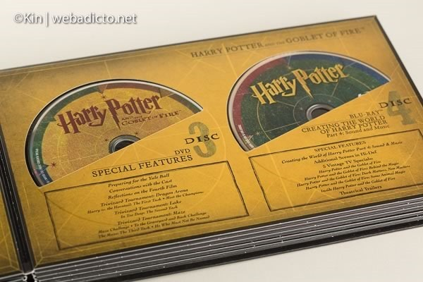 review bluray harry potter hogwarts collection-7492