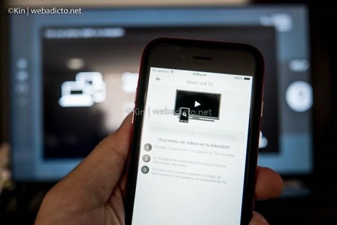 youtube tv controlar desde smartphone tablet pc-1050013