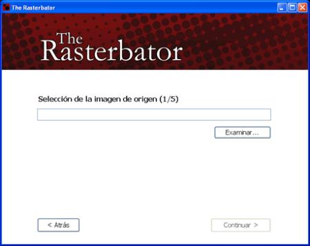 Crear posters para imprimir con Rasterbator