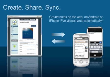 Tomar notas online y sincronizarlas en tu iPhone con 3banana