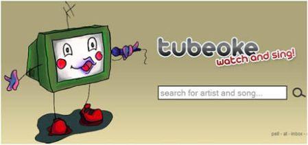 Karaoke online, tubeoke