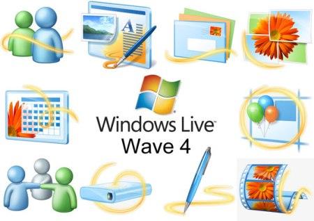 Windows Live Wave 4 posiblemente saldrá el 25 de agosto