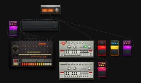 Audiotool, un estudio de edición musical en la web