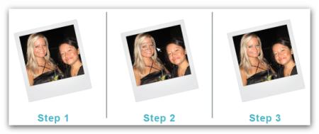 Red iGone, una aplicación web para eliminar los ojos rojos
