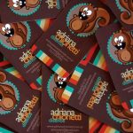 Diseños de tarjetas personales (70 diseños)
