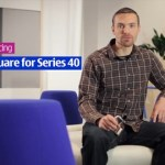 Foursquare para Nokia Series 40