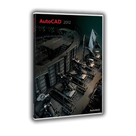 autocad 2012 Autodesk lanza AutoCAD 2012