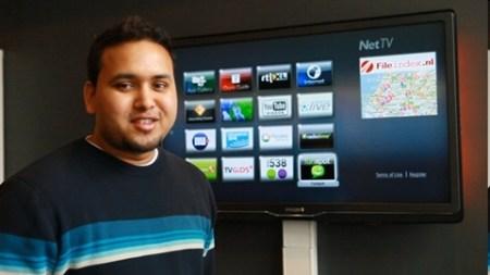 Opera ofrece televisiones con Internet