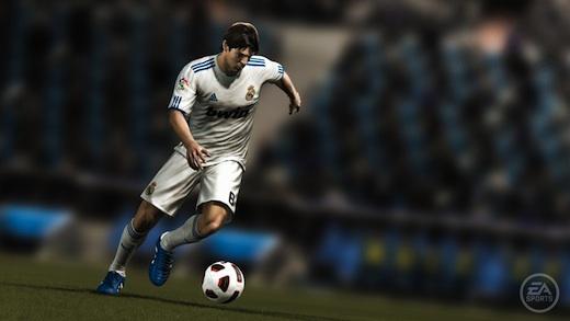 Fifa 2012 Primera imagen de FIFA 2012 develada