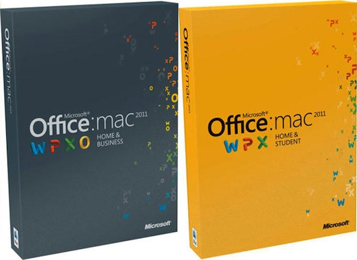 Service Pack 1 para Office Mac 2011 disponible para su descarga