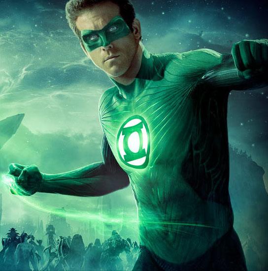 Nuevo Trailer de la película Green Lantern