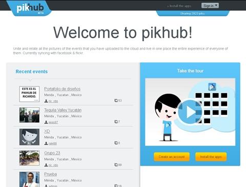 pikhub eventos Pikhub, comparte tus fotos