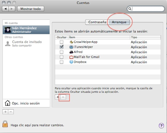 eliminar macdefender 4 Como eliminar el Malware MacDefender en Mac OS X