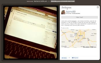 Captura de pantalla 2011 06 21 a las 11.24.44 Instagram, la mejor manera de compartir tus fotografías desde iOS