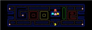 Pacman doodle 5 de los mejores doodles animados de Google