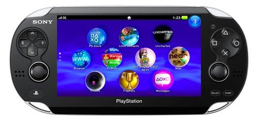 [E3 2011] PlayStation Vita es presentado por Sony