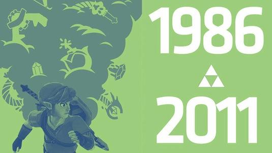 [E3 2011] Nintendo celebra a lo grande los 25 años de Zelda