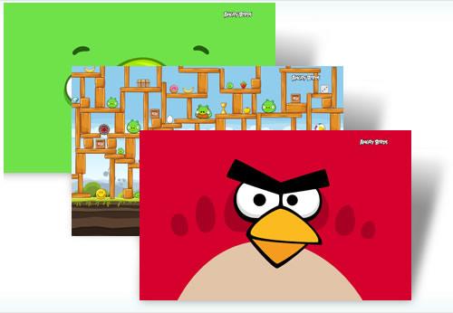 temas windows angrybirds Temas windows 7, Angry Birds