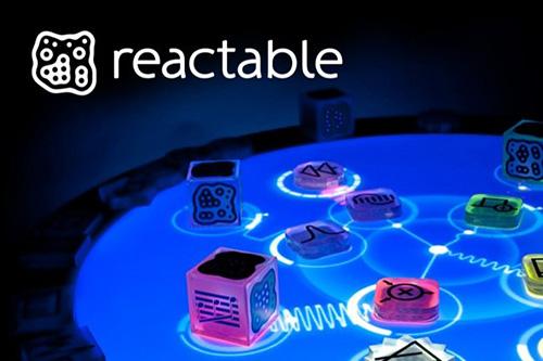 Reactable1 Reactable el Instrumento Musical Electrónico Revolucionario
