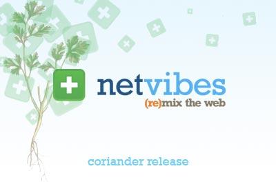 netvibes Checar correo, facebook, lector RSS y más en Netvibes