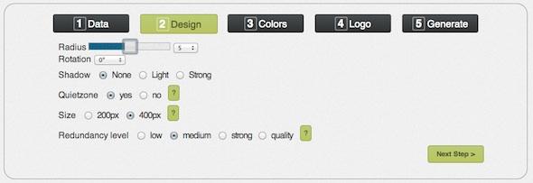 codigo qr color 2 Cómo hacer códigos QR con logo y color personalizado