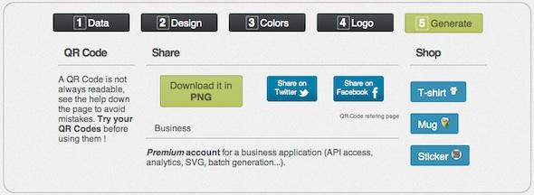 codigo qr color 5 Cómo hacer códigos QR con logo y color personalizado
