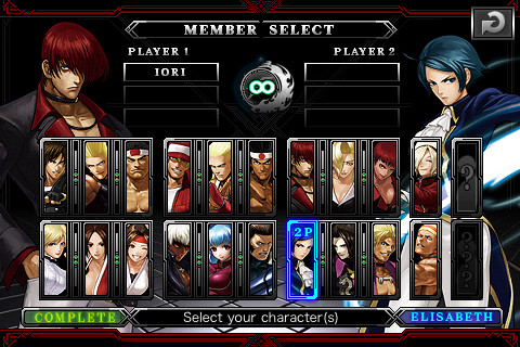 king of fighters iphone Clásicos juegos de pelea para iPhone