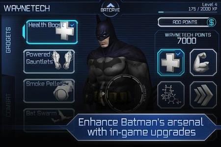 Batman Arkham City Lockdown ios Los mejores juegos para iPhone que nos dejó este 2011