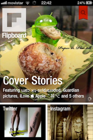 flipboard Las mejores aplicaciones sociales para iPhone que nos dejó el 2011