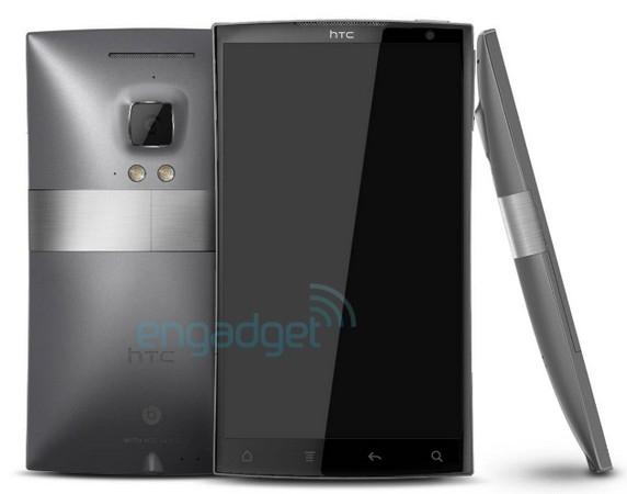 htc zeta Los mejores gadgets que podrían ser lanzados para este año 2012
