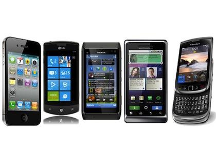 smartphones Cumple tus propósitos de Año Nuevo con ayuda de la tecnología