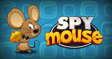 spy Mouse Los mejores juegos para iPhone que nos dejó este 2011