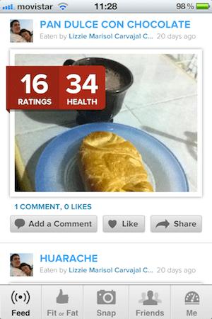 the eatery Comienza el 2012 en forma con estas aplicaciones para iOS y Android