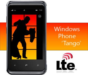 windows phone tango Samsung Mandel con Windows Phone Tango