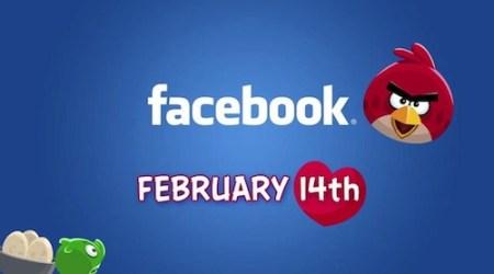 Angry Birds llegara a Facebook el próximo 14 de febrero
