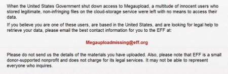Megaretrieval ayudaría a recuperar archivos alojados en Megaupload