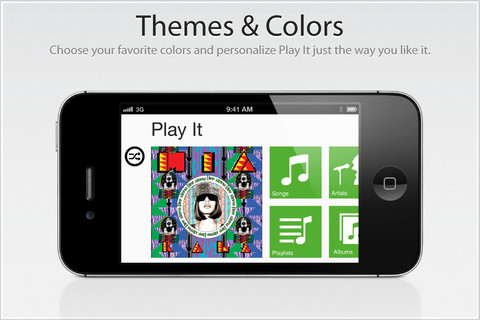 play it Play It, un reproductor de música un poco diferente en tu iPhone o iPad [Reseña]
