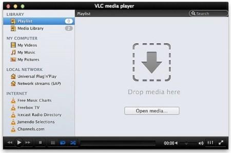 VLC para Mac se renueva totalmente en su versión 2.0