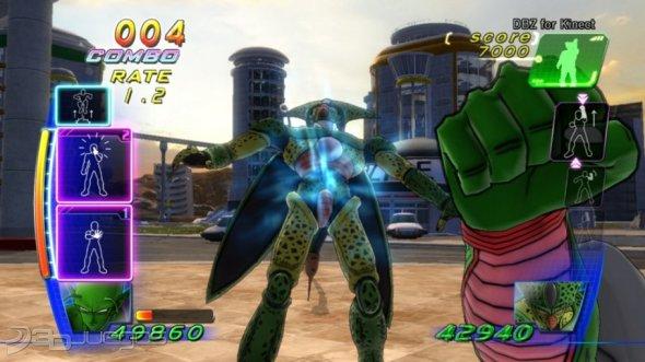 dragon ball z for kinect 21 590x331 Primer tráiler de Dragon Ball Z Kinect