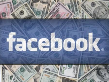 Facebook gana 4 dólares por cada usuario activo
