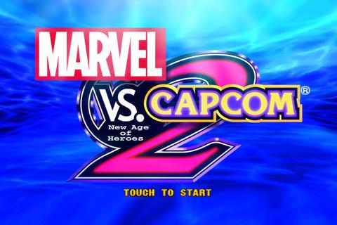 marvel vs capcom2 MARVEL VS CAPCOM 2 disponible para iPhone/iPod/iPad en la App Store