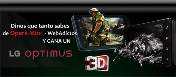 reto lg optimus 3d opera mini webadictos Estos son los ganadores de un LG Optimus 3D en el Reto Opera Mini WebAdictos
