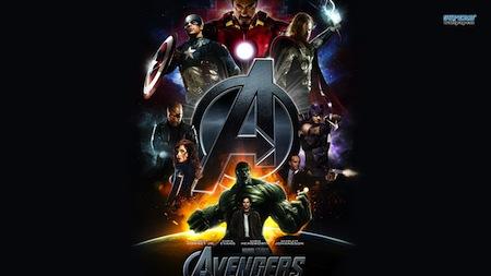 the avengers 10522 1366x768 Increíbles Wallpapers de The Avengers